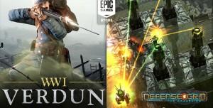 Epic Games Store 49 TL'lik İki Oyunu Ücretsiz Dağıtmaya Başladı