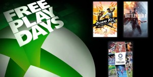 Üç OyunDaha Hafta Sonunda Xbox'ta Ücretsiz Oynanabilecek