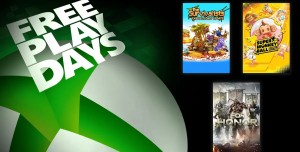 Üç Oyun Hafta Sonunda Xbox'ta Ücretsiz Oynanabilecek