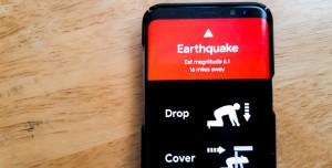 Android Deprem Uyarı Sistemi Filipinler'de Binlerce Hayatı Kurtardı