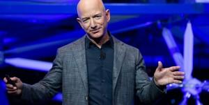Jeff Bezos'tan NASA'ya 2 Milyar Dolarlık Ay Teklifi