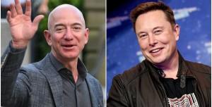 Elon Musk, Jeff Bezos'ın Uzay Uçuşuyla Dalga Geçti