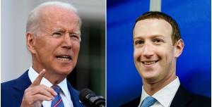 Facebook, Biden'ın Skandal Sözlerine Karşı Sessizliğini Bozdu