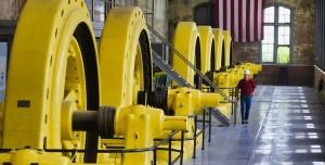 124 Yıllık Hidroelektrik Santrali Bitcoin'e Elektrik Üretiyor