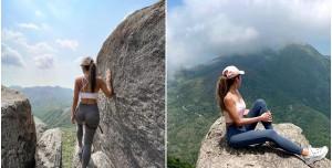 Kayalıklara Tırmanan Fenomen Selfie Çekerken Düşerek Öldü