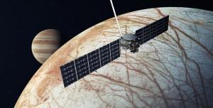 NASA ve SpaceX Jüpiter Uydusu İçin 178 Milyon Dolara Anlaştı