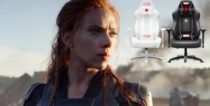 Black Widow Oyuncu Koltuğu Ön Siparişe Açıldı