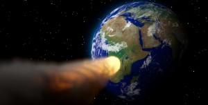 Dünya'ya İlk Çarpan Asteroitlerin Boyutu Birkaç Şehir Büyüklüğündeydi