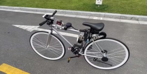 Bir Huawei Mühendisi Kazadan Sonra Otonom Bisiklet Geliştirdi