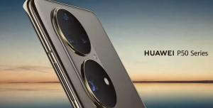 Huawei P50 Görüntüleri Sızdırıldı!