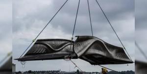 İlk 3D Baskılı Çelik Köprü Kullanıma Açıldı
