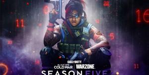 Black Ops Cold War ve Warzone Sezon 5 İçerikleri Duyuruldu