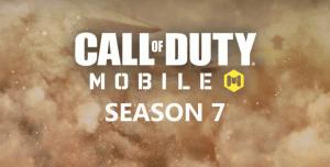 Call of Duty: Mobile Sezon 7 Detayları Açıklandı