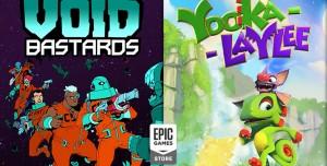 Epic Games Store'un Ücretsiz Oyunları İndirmeye Açıldı
