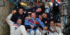 ISS'teki Astronotların Uzay Olimpiyatlarını İzleyin