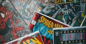 Marvel NFT Dijital Çizgi Romanlarını Satışa Çıkardı