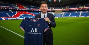 Messi'nin Maaşı PSG Fan Token ile Ödenecek
