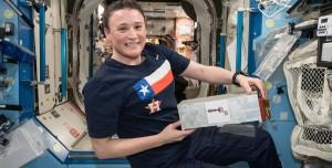 NASA Astronotu ISS'de Sinir Krizi Geçirdi: İstasyonda Delik Açtı