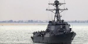 Yüzlerce Savaş Gemisinin Konumu Sahte Çıktı