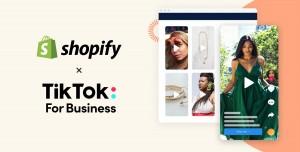 TikTok'ta Alışveriş Yapmak Shopify ile Gerçek Oluyor