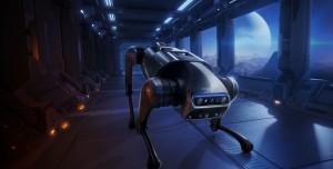 Xiaomi Robot Köpek CyberDog'u Duyurdu: Filmden Çıkmış Gibi