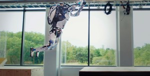 Boston Dynamics Robotu Atlas'ın Parkur Videosu Yayımlandı