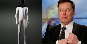 Elon Musk, İnsansı Robot Tesla Bot'u Tanıttı! (Video)