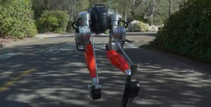 İki Ayaklı Koşabilen Robot Geliştirildi (Video)