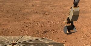 Radyasyon Mars'ta Yer Altı Yaşamı Olduğunun Kanıtı Olabilir
