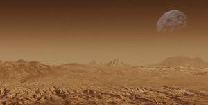 NASA, Mars'ta Yaşayacak Gönüllü Arıyor