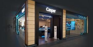 Casper Excalibur Deneyim Mağazası Açıldı