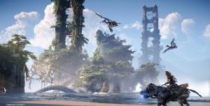 Sony, Horizon: Forbidden West'te Geri Adım Attı