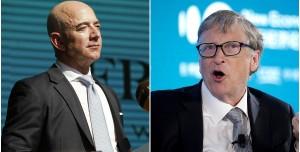 Bezos ve Gates, Elektrikli Araçlara Metal Aramaya Yatırım Yaptı