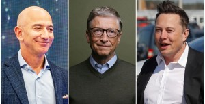 Bill Gates'ten Bezos ve Musk Eleştirisi: Dünyada Yapacaklarımız Var