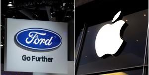 Ford, Apple'ın Gizli Otomobil Proje Liderini Transfer Etti