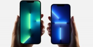 iPhone 13 ve iPhone 13 Pro Duvar Kağıtları Yayınlandı