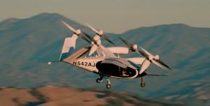 NASA'dan Elektrikli Hava Taksisi Geliyor: Testler Başladı