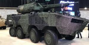 Otokar Yeni Zırhlı Araçlarını IDEF 2021'de Duyurdu