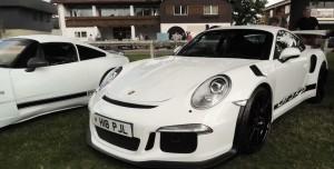 İngiltere'de Replika Araba Fuarı Düzenlendi