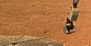 InSight Uzay Aracı, Mars'ta 90 Dakika Süren Deprem Tespit Etti