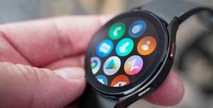 Galaxy Watch 4 Dokunmatik Bezel Sorunu için Güncelleme Yayınlandı