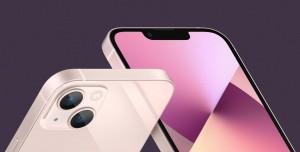 iPhone 13 Serisi Ön Siparişe Sunuldu