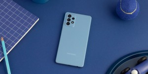 Samsung Galaxy A Serisi 108 MP Kameraya Kavuşacak
