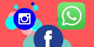 WhatsApp, Facebook ve Instagram Erişimi Geri Geldi