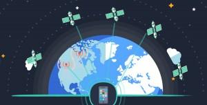 Cep Telefonları Artık Doğrudan Uydulara Bağlanacak