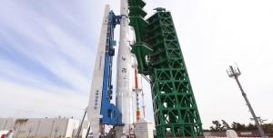 Güney Kore'nin Nuri İsimli İlk Roketi Fırlatıldı