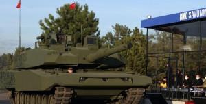 Türkiye ve Güney Kore Altay Tankı İçin Anlaştı