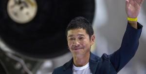 Japon Milyarder Uzay İstasyonunda Badminton Oynamak İstiyor