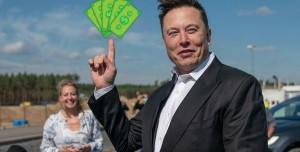 Elon Musk'ın Serveti Bir Günde 36 Milyar Dolar Arttı