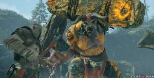 God of War PC-PS5 Karşılaştırma (Video)